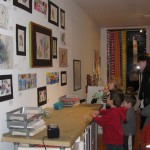 WSMS Art Show December 2010!