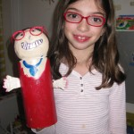 Youth Artist Sydney with &quot;Little Me&quot;