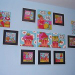 Featured Artists' Wall: Chicago artist and youth art mentor Mindy Fisher