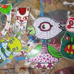 Make your own stickers during our Sticker Gallery Workshops!