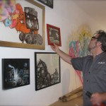"John Airo - ""The Candy Store"" Pop-Up Gallery 2011"