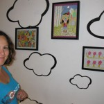 "Naomi Martinez (monstrochika) - ""The Candy Store"" Pop-Up Gallery 2011"